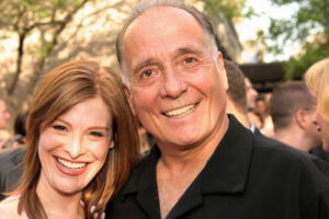 Holly Perkins and Arthur Nascarella on the Red Carpet Remedy Film Premiere