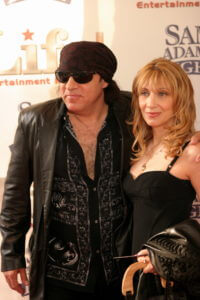 Steven Van Zandt and Maureen Van Zandt at Remedy film premiere