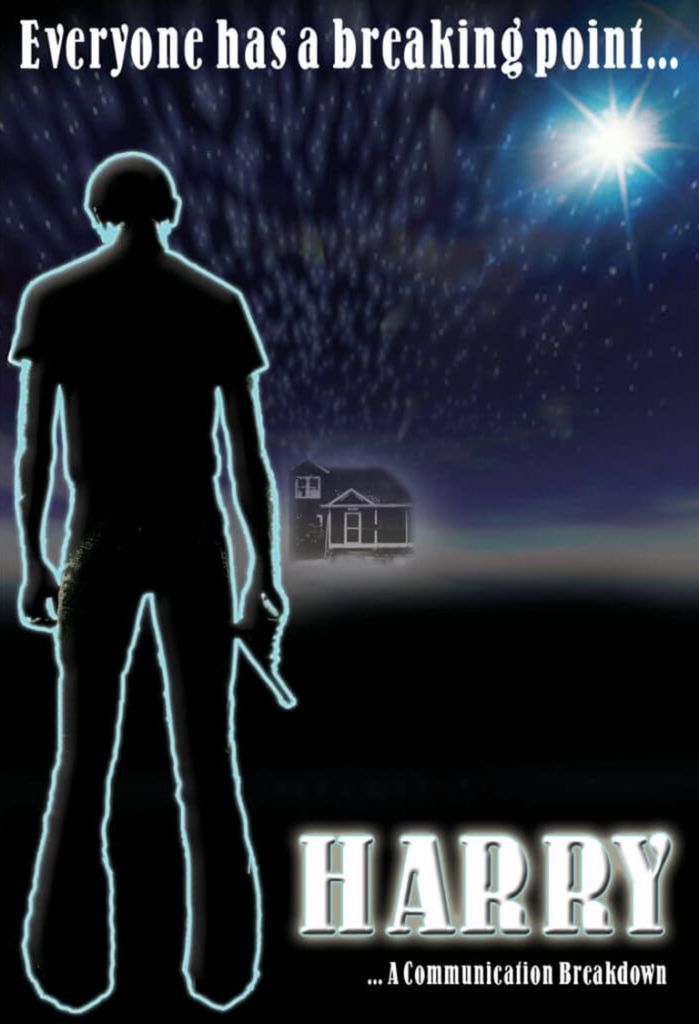HARRY - Everyone has a breaking point... Movie Poster