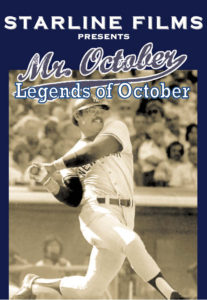 Legends of October - Mr October Poster